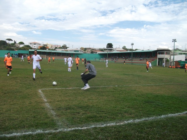 Jogo disputado entre a Madvei e a Laranjeiras pelo Intermunicipal de Futebol