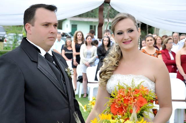 Casamento da Adriane e Stevan