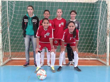 cbdf09dd2c Equipes reservenses de Futsal Sub 17 jogam em Ipiranga