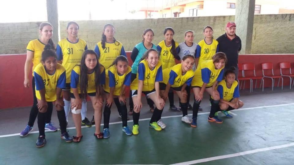 eb2cd07851 Gregório Szeremeta Futsal Feminino B